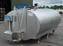 Охладители молока Европейских производителей