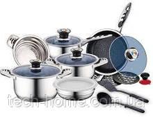 Набір посуду Royalty Line RL-16RGNM 16 pcs