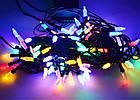 Светодиодная гирлянда Нить, Искра, 100 светодиодов, IP20, фото 4