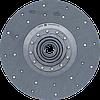 Диск сцепления (фередо) ГАЗ-53 53-1601130-01 на шариках