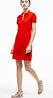 Lacoste 100% хлопок женское платье 5 пуговиц РАЗНЫЕ цвета лакоста, фото 1