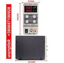 Wanptek KPS3010DF 30V 10A лабораторний блок живлення, фото 3