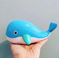 Игрушка для игры в воде Kid O Плавающий КИТ (10384), фото 2