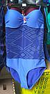Купальник женский сплошной велюровый, фото 6