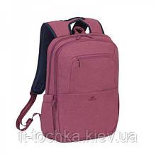 Рюкзак для ноутбука rivacase 7760 red диагональ 15.6