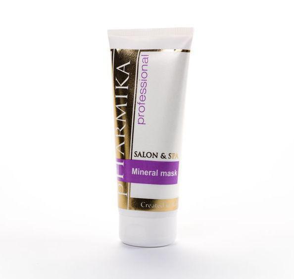 Минеральная питательная, поросуживающая маска - Mineral mask pHarmika 200 мл