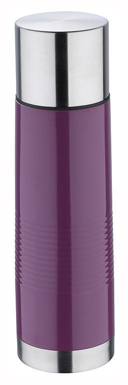 Термос Bergner Vacuum Travel 750мл, фиолетовый