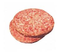 Котлета для бургера свинно/говяжья 12см 110гр(шт)