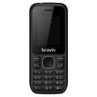 Мобильный телефон BRAVIS C183 Rife Dual Sim (черный)