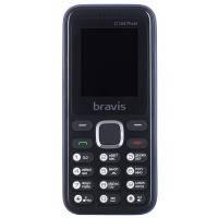 Мобильный телефон BRAVIS C184 Pixel Dual Sim (синий)
