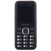 Мобильный телефон BRAVIS C184 Pixel Dual Sim (красный)