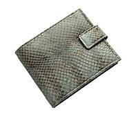 Кошелек из кожи морской змеи Ekzotic Leather  Серый (snw61), фото 1