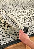 Ковер с рисунком леопарда из бельгийской вискозы, фото 3