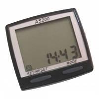Вело компьютер спидометр одометр часы AS-200