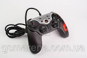 Джойстик Marvo GT-014 проводный c вибро для компьютера, PlayStation 3, андроида