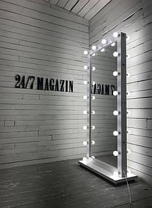 Зеркало двухстороннее с подсветкой M609 SANK
