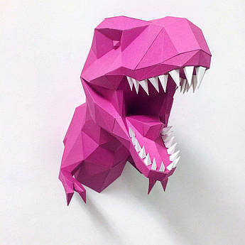 Papercraft Тиранозавр Т-Рекс