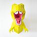 Papercraft Тиранозавр Т-Рекс, фото 3