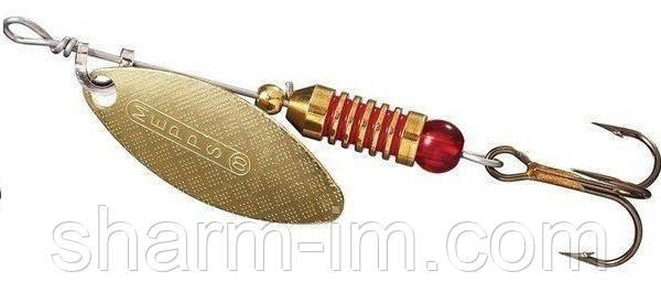 Вертушка Mepps Aglia Long №2 Золото (7 гр.), фото 2