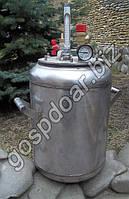 Автоклав бытовой для домашнего консервирования — 14 литровых банок, или 24 поллитровые