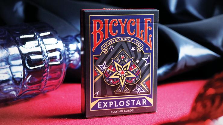 Карты игральные | Bicycle Explostar