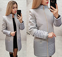 Стильне жіноче пальто