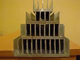 Алюминиевый профиль радиаторный 94х33 Б/П - Алюминиевый радиаторный профиль, фото 4