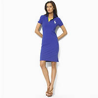 Ralph Lauren Polo женское платье 100% хлопок ральф лорен поло, фото 1