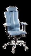 Кресло ELEGANCE светло синий с прошивкой
