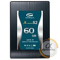 Накопитель SSD 60GB TEAM Xtreem S2 TG060GS25AS2M БУ