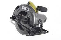 Пила дисковая Eltos ПД-185-2200 металлический корпус