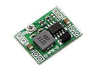 Міні понижуючий стабілізатор з 4.5-28В на 0.8-20В 3А
