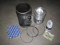 Гильзо-комплект ЯМЗ 236 (ГП+Кольца+палец+уплотнительные кольца) П/К гр.Б (пр-во ЯМЗ)