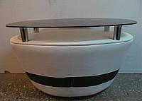 Кофейный столик, журнальный столик на колесиках