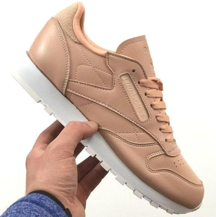 1a37cc5e7309c Женские кроссовки Reebok Classic Leather NT