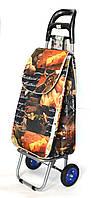 Хозяйственная сумка тележка Xiamen с колесами на подшипниках Kitchen (0058)