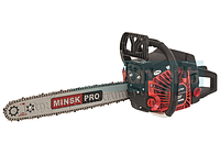 Бензопила MinskPRO MCS-5020L (2 шины, 2 цепи), фото 1