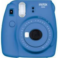 Фотокамера FUJI Instax Mini 9 CAMERA COB BLUE EX D N Синий Кобальт