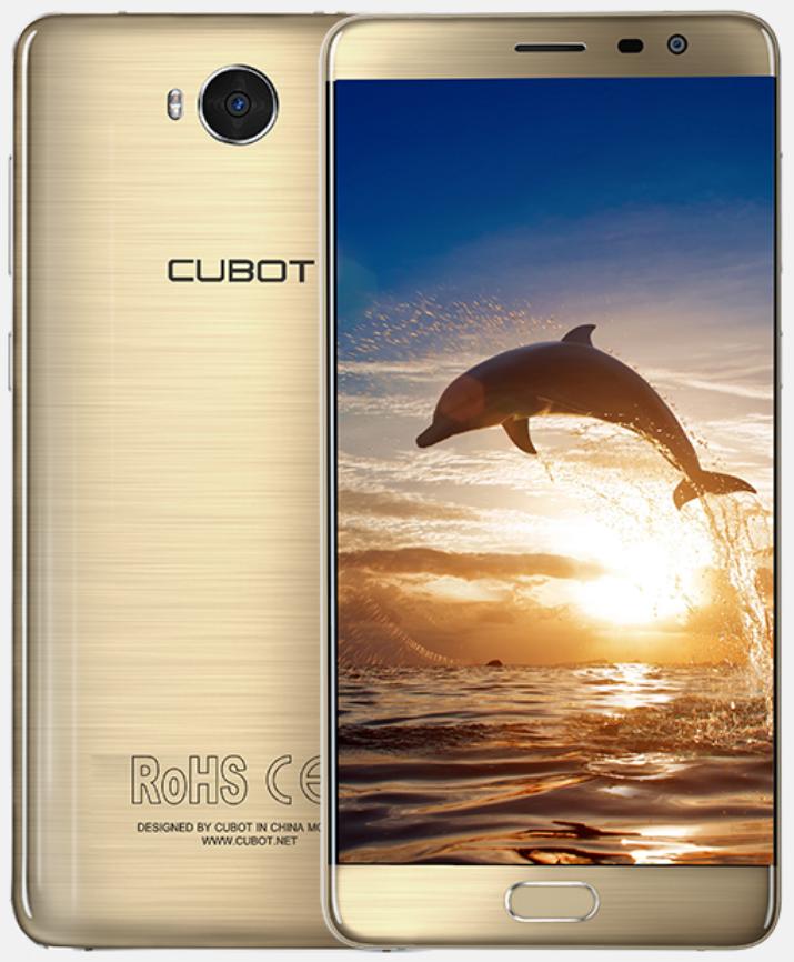 Cubot A5 3/32 Gb gold
