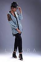 Женский костюм Likara большого размера / супер софт / Украина 32-818, фото 1