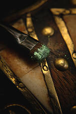 "Тени для век ""Наездница На Лесном Драконе"", фото 3"