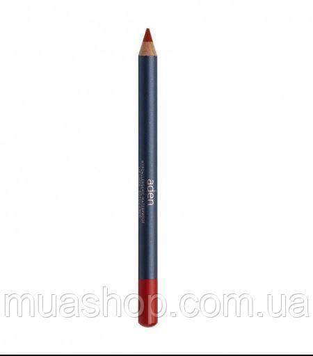 Aden Карандаш для губ 034 Lipliner Pencil (34/RUSSIAN RED) 1,14 gr