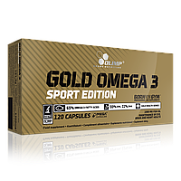 Жирные кислоты Olimp Gold Omega3 Sport Edition 120 caps