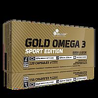 Olimp Gold Omega 3 65% Sport Edition 120 caps