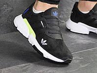 2b01f3294f774a Весенне-летние кроссовки Adidas 7446 замш демисезонные купить