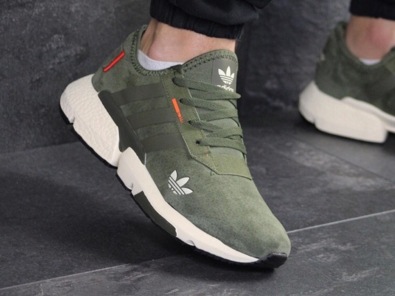 33139efbf Мужские кроссовки Adidas 7445 демисезонные замш новая модель заказать интернет  магазин