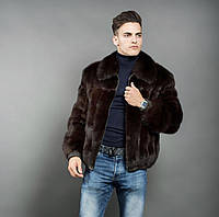 Мужская куртка из соболя