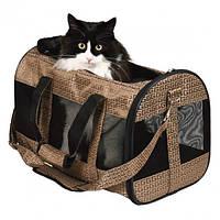 Сумка-переноска Trixie Elegance 28881 для животных до 9 кг, 38х24х26
