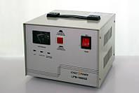Стабилизатор напряжения сервоприводный LogicPower LPМ-1000SD (800Вт), фото 1