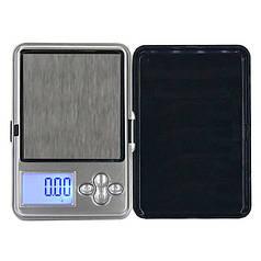 Электронные цифровые карманные весы ювелирные Aosai Pocket Scale ATP188 на 200 грамм